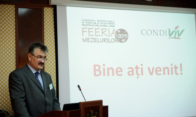 International Conference «Feeria Mezelurilor 2011»