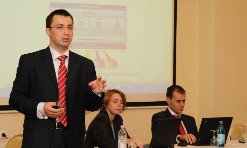 The IBM solutions day – again in Moldova