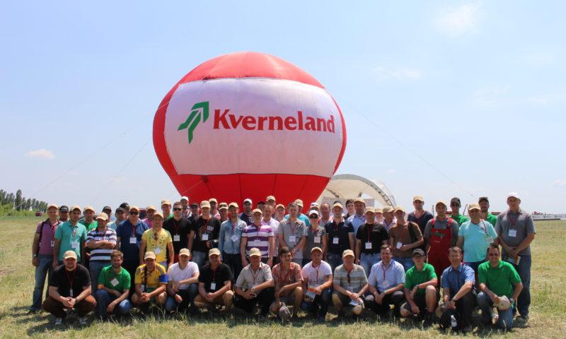 День поля Kverneland