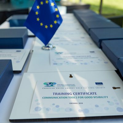 European Union Awards Gala For Civil Society