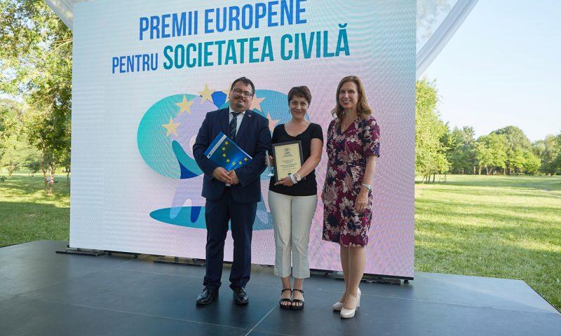 Церемония Европейского Союза по награждению Организаций Гражданского Общества Молдовы