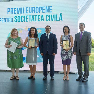 Gala Uniunii Europene de Premiere a Societății Civile din Republica Moldova