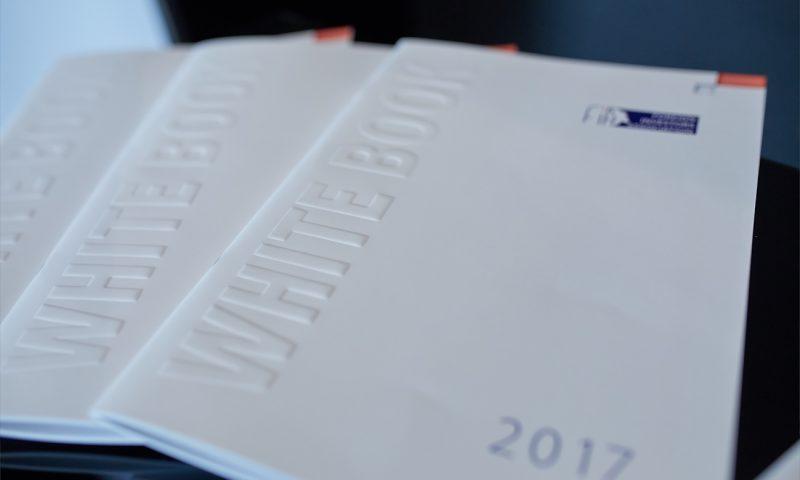 Cartea Albă FIA 2017
