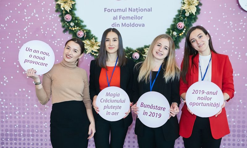 National Women Forums in Moldova
