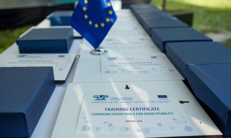 Premii Europene pentru Societatea Civilă