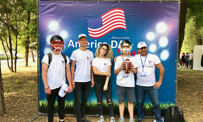 America Days in the Republic of Moldova